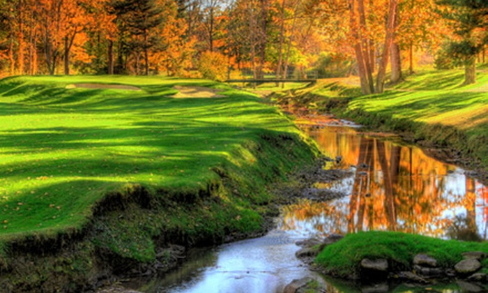 The Aurora Golf Club - Aurora: $27 for Golf Outing for Two at The Aurora Golf Club (Up to $54 Value)