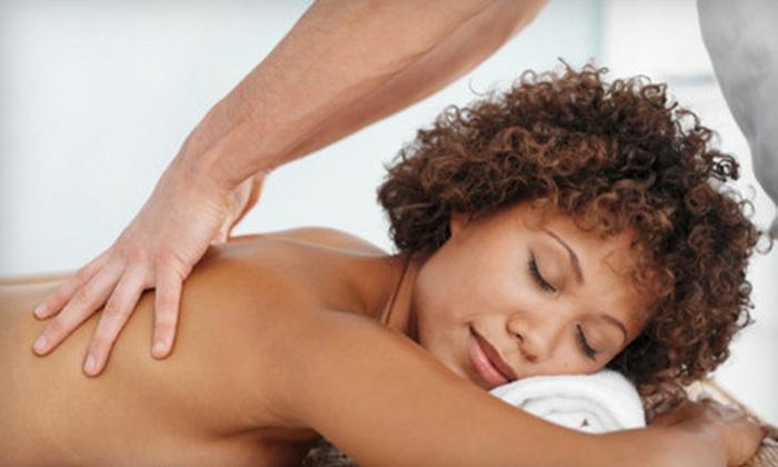Upscale Massage by Jesse and Kaye - West Mesa: 60- or 90-Minute Massage or Couples Massage at Upscale Massage by Jesse and Kaye (Up to 57% Off)