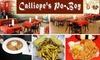 The Cajun Stop - Downtown: $15 for $30 Worth of Cajun Fare at Calliope's Po-Boy