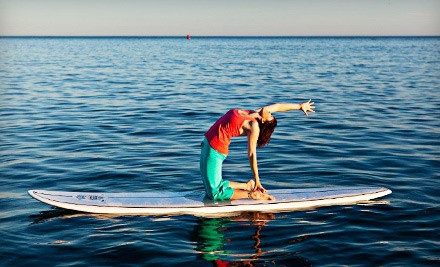SUP Shape-Class Package for One (a $100 value) - Paddle Board Bliss in Laguna Beach