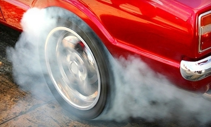 Wings and Slicks - Multiple Locations: $279 for a Half-Day Stunt-Driving Experience at Wings and Slicks ($699 Value). Two Locations Available.
