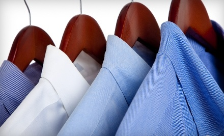 $20 Groupon to Burke Cleaners - Burke Cleaners in Fort Collins