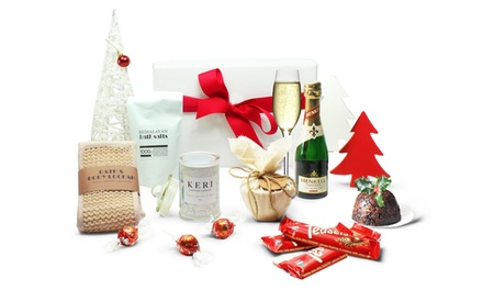From $39 for Pamper Hamper or Deluxe Hamper with Wine (Don't Pay up to $129)