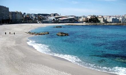 A Coruña: 1-3, 5 o 7 noches para dos con desayuno en Hotel Alix Boutique 4*