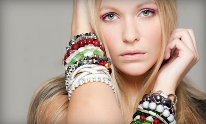 Warehouse Chic Accessories - Multiple Locations: $25 for $55 Worth of Jewelry and Accessories at Warehouse Chic Accessories. Seven Locations Available.