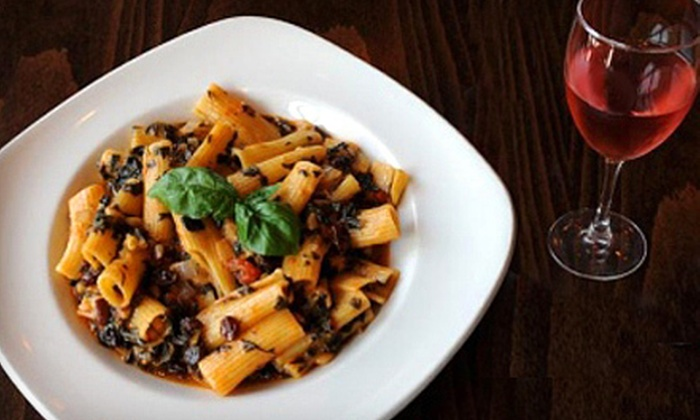 Fratelli Trattoria - Deer Park: Italian Meal with Wine for Two or Four at Fratelli Trattoria in Deer Park (Up to 65% Off)