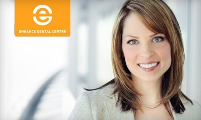 Enhance Dental Centre - Kitsilano: $165 for Zoom! Teeth Whitening at Enhance Dental Centre ($599 Value)