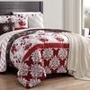 Comforter Set with Sheet Set and Throw (12-Piece)