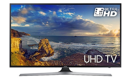 Samsung UE50MU6100K 50'' 4K Ultra HD HDR LED Smart TV With Free Delivery