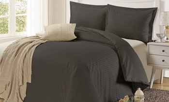 1200TC Egyptian Quilt Cover Set