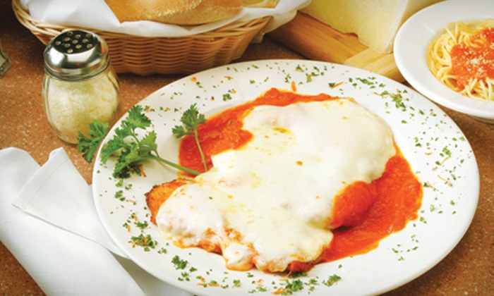 Bensi - Multiple Locations: Italian Cuisine at Bensi (Up to 53% Off). Two Options and Seven Locations Available.