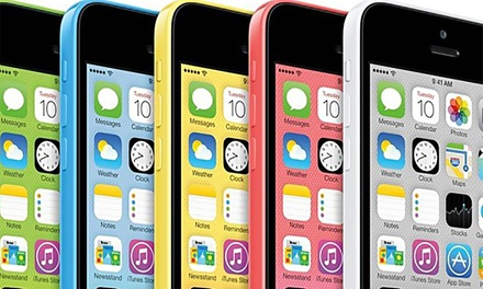 Refurbished Apple iPhone 5c 32GB