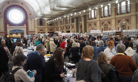 Crafting at Ally Pally on 7–8 April 2018 or 15–16 September 2018 at Alexandra Palace (Up to 33% Off)