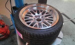 BayTires: $29.99 for a Tire Balance and Rotation for Four Wheels at BayTires ($80 Value)
