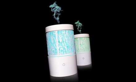 Bodi-Tek geräuscharmer Aroma-Diffuser im eleganten Design mit Farbwechsel für jeden Raum (Duesseldorf)