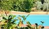 Toscana: camera in mezza pensione e attività in agriturismo per 2