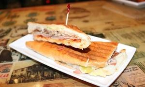 La Havana Cafe: Cuban Food at La Havana Cafe (Up to 41% Off). Three Options Available.