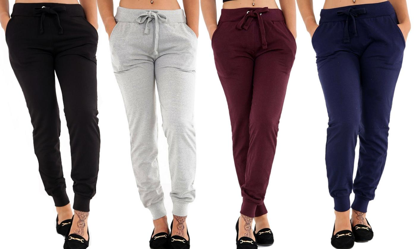 Women's Jogging Gym Pants