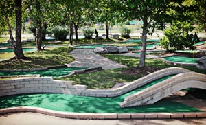 Two Or Four Rounds Of Miniature Golf At Perche Creek Golf Club (up To 54% Off)