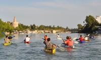Ruta guiada en kayak para 2, 4 o 6 personas desde 29,95 € con Naturanda Turismo Ambiental
