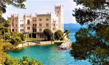 Trieste: camera doppia/matrimoniale con colazione per 2 a 79€euro