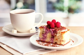 Cakes and Dessert Cafe: Two Cupcakes with Purchase of Two Cupcakes at Cakes and Dessert Cafe