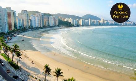Guarujá/SP: até 5 noites para 2 pessoas (opções em feriados) na Pousada Solarium. Digite NATAL e ganhe 15% OFF extra!
