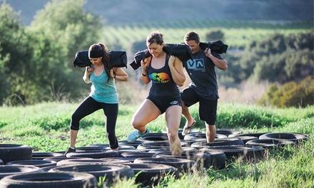 $37 for One Entry into 5K Mud Run Obstacle Course from The Krusher Series ($75 Value)