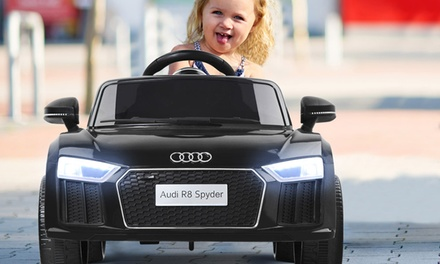 $189 for an Audi Licensed Kids Ride on Car