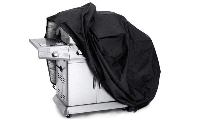 Waterproof BBQ Burner Cover