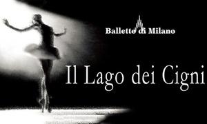 Il Lago dei Cigni al Teatro di Milano: Lago dei Cigni - il 22 e 26 dicembre al Teatro di Milano (sconto fino a 40%)