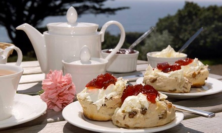 Classic Countryside Afternoon Tea for Two or Four at Mint and Ginger Coffee House (Up to 42% Off)