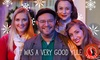It Was a Very Good Yule: Rat Pack –Up to 57% Off Cabaret