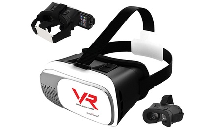 Virtual Reality 3D Headset for £4.99 (88% Off)