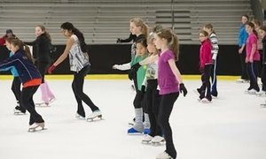Palm Beach Skate Zone: $69 for Six Ice-Skating Classes with Two Public Skate Passes at Palm Beach Skate Zone ($139 Value)
