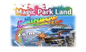 MAGIC PARK LAND: Entrée enfants et adultes au Parc d'attractions Magic Park Land dès 23 €