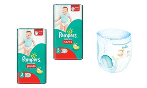 Couches-culottes Pampers