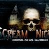 Entrada a Scream Nights Park