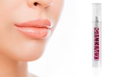 1 o 2 bálsamos labiales de Efory Cosmetics con efecto filler y ácido hialurónico