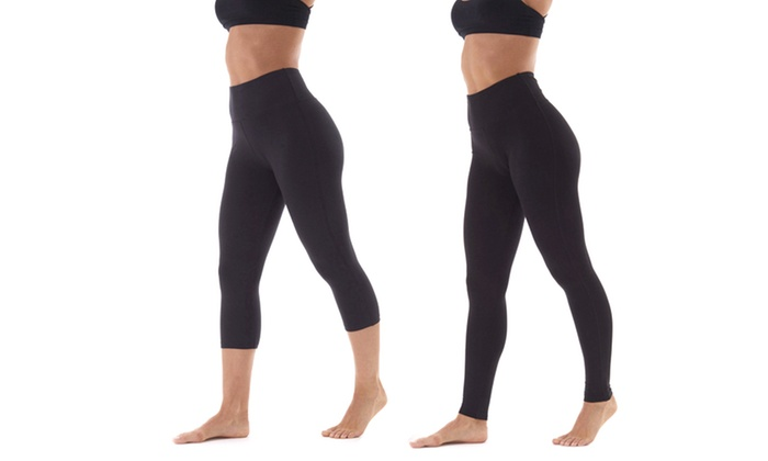 ff1a0a1d593 Marika High-Rise Tummy-Control Leggings or Capris
