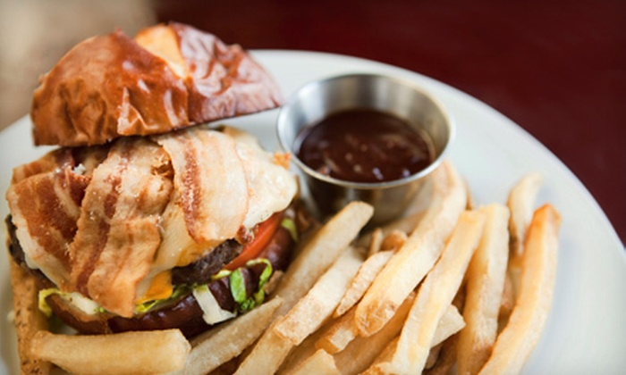 Maltby's Restaurant - North Los Altos: Pub Meal with Drinks for Two, Four, or Six at Maltby's Restaurant (Up to 53% Off)
