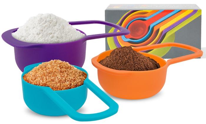 Set da 6 misurini per la cucina