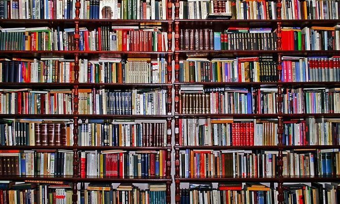 The Dollar Book Exchange - The Dollar Book Exchange: $5 for $10 Worth of Books — The Dollar Book Exchange