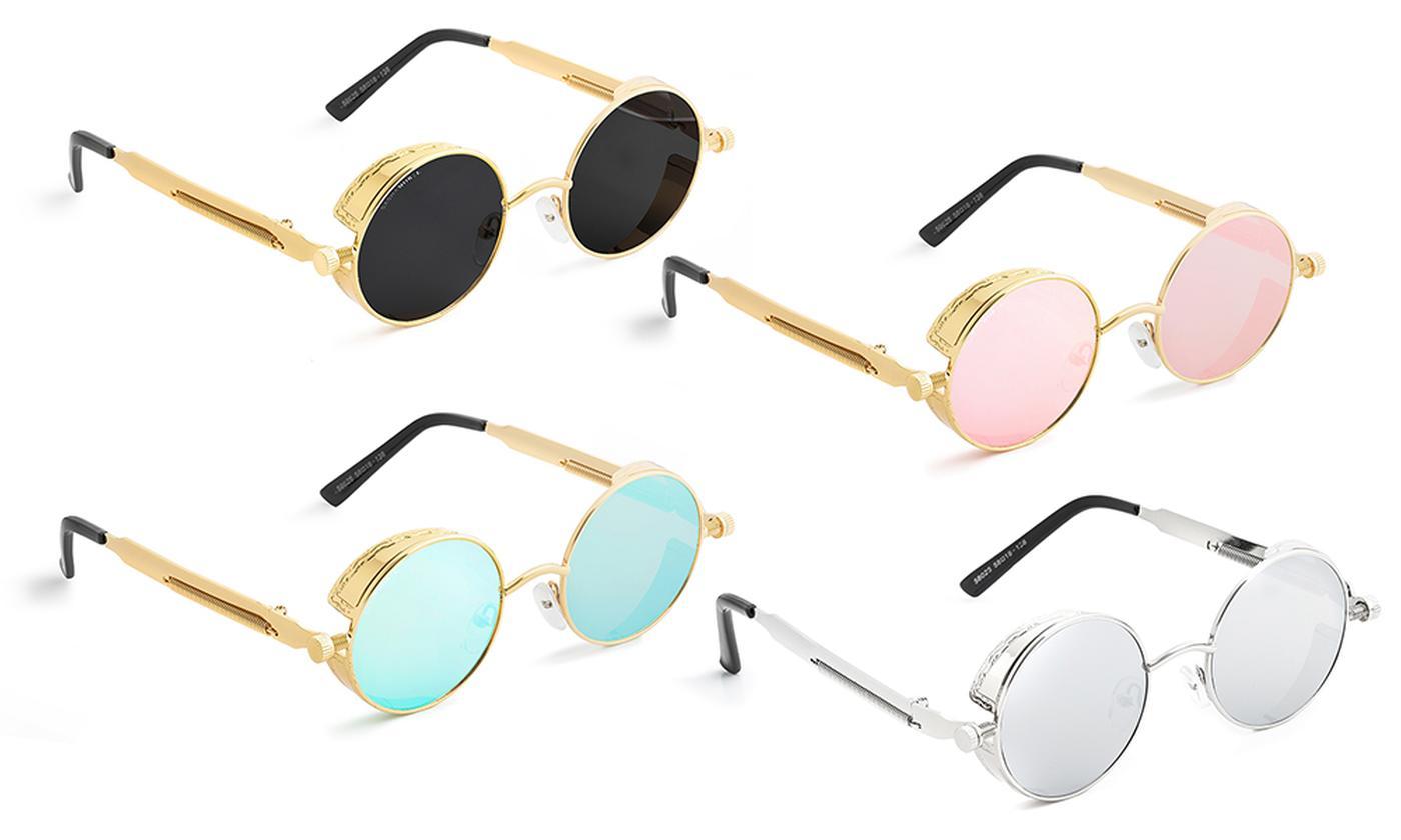 Unisex Steampunk Sunglasses