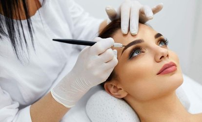 image for Microblading at Coco Bell (36% Off)