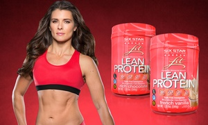 Six Star Pro Nutrition Fit Lean Protein for Women