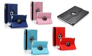Coques pour iPad rotatives à 360°