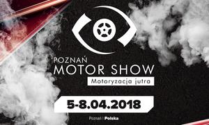 Międzynarodowe Targi Poznańskie: Od 19 zł: bilet dla 1 osoby na targi Poznań Motor Show 2018 w MTP