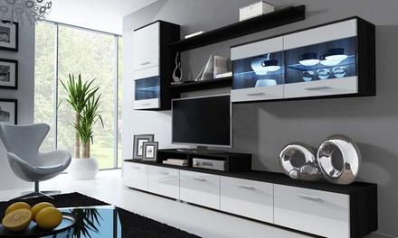 mobili da soggiorno groupon goods