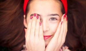 Espaço WD: Espaço WD – Alto da Boa Vista: 1 ou 2 meses de manicure + pedicure